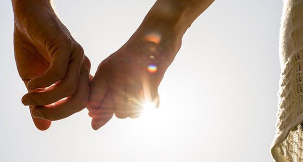 Glückliche Beziehungen